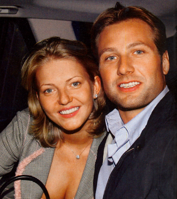 александр морозов с женой фото
