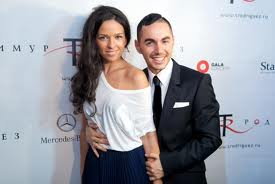 тимур родригез фото с женой