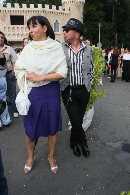 жена сукачева фото