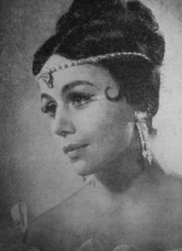 Первая жена Армена Джигарханяна