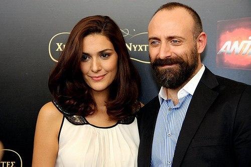халит эргенч и его жена и фото