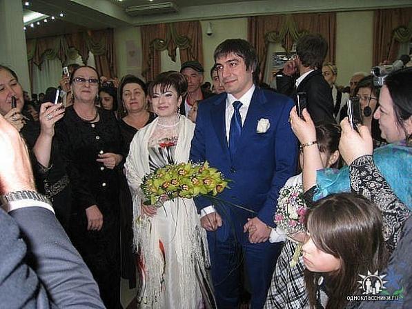 ринат каримов фото с женой
