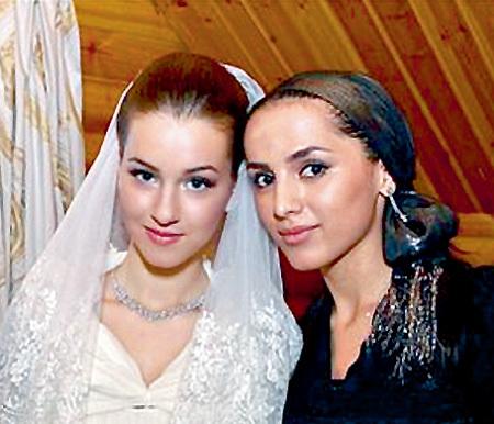 Свадьба байсарова руслана