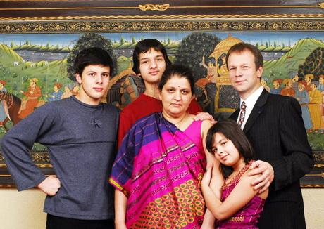 жена дмитрия петрова фото